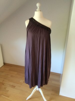 One shoulder Kleid von H&M