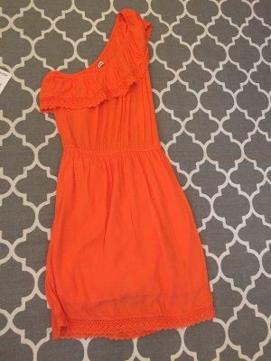 Pimkie One Shoulder Dress orange