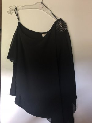 One Shoulder Top Zara