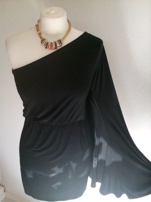 One shoulder Tunika/ Minikleid