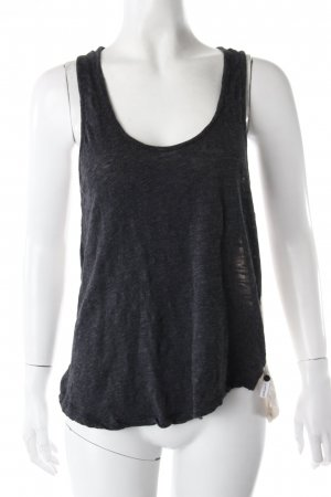 One Tank in Beige and Dark Grey
