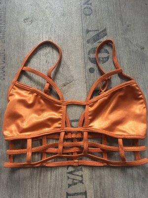 One teaspoon Bikini donker oranje