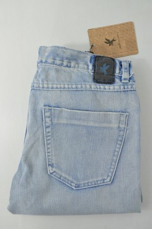 ONE TEASPOON Damen Jeans Mod.Awsome Baggys col.Flasco Vintage Look Gr.8/ 36/ S