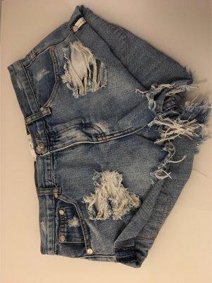 One Teaspoon jeans shorts Gr.w26 (36) wie neu