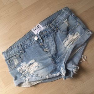 One Teaspoon Jeansshorts