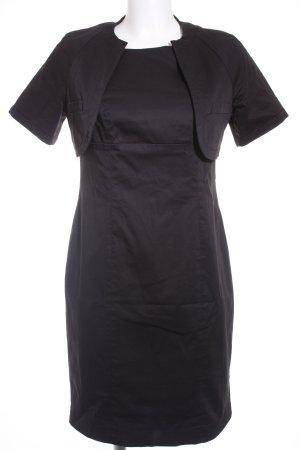 One Touch A-Linien Kleid schwarz Elegant
