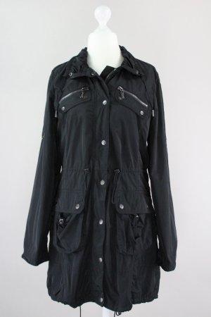 One Touch Mantel schwarz Größe M 1708460150622