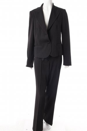 One Touch pinstripe suit