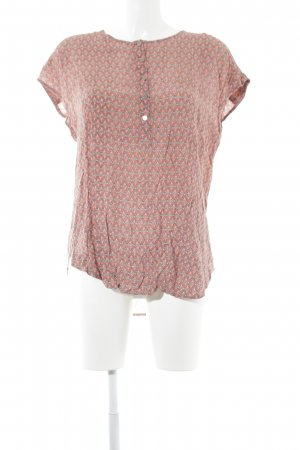 One Two Luxzuz Blusentop florales Muster Casual-Look