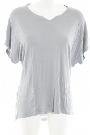One Two Luxzuz T-Shirt himmelblau Casual-Look