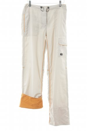 ONEILL Cargo Pants cream-orange athletic style
