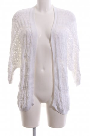 ONEILL Cardigan all'uncinetto bianco stile casual