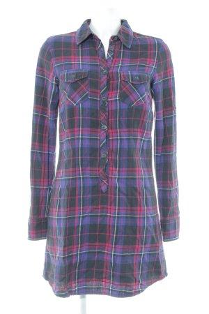ONEILL Abito blusa camicia motivo a quadri stile casual