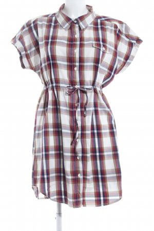 ONEILL Shirtwaist dress check pattern casual look