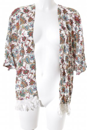 ONEILL Kimono floral pattern Aztec print