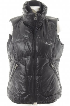 ONEILL Quilted Gilet black simple style