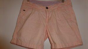 Pantalon court abricot coton