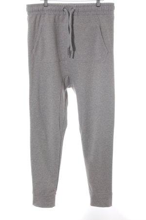 Onepiece Pantalón abombado gris claro moteado estilo deportivo