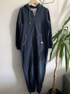 Esmara Onesie dark blue-white