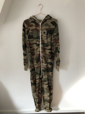 OnePiece Camouflage Overall