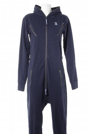 Onepiece Jumpsuit donkerblauw casual uitstraling