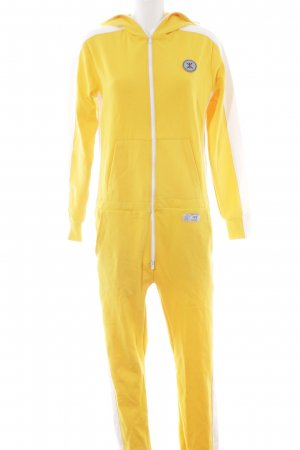 Onepiece Jumpsuit goldorange Casual-Look