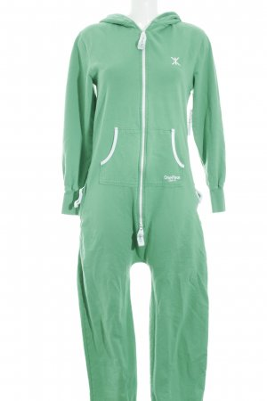 Onepiece Jumpsuit grasgrün Casual-Look