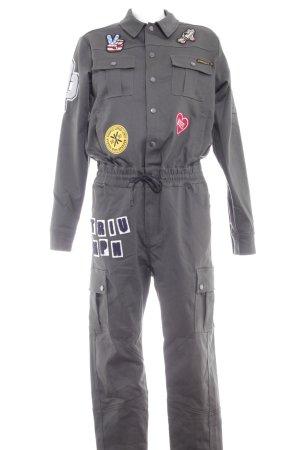 Onepiece Jumpsuit khaki Military-Look