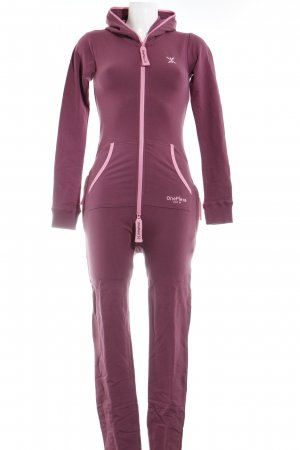 Onepiece Jumpsuit purpur-rosa schlichter Stil