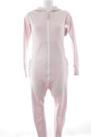 Onepiece Jumpsuit rosé schlichter Stil