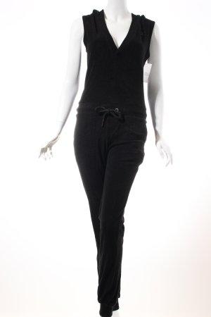 Onepiece Onesie schwarz Casual-Look