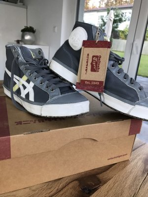 Onitsuka Tiger ok Basketball high Sneaker 39 dark grey white grau Schuhe Turnschuhe chucks