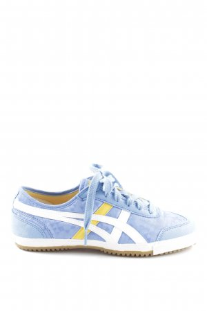 Onitsuka tiger Schnürsneaker Allover-Druck Casual-Look