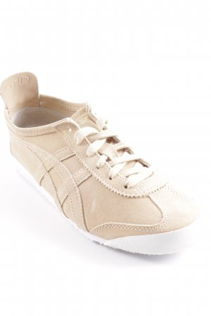 Onitsuka tiger Schnürsneaker beige Casual-Look