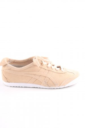 Onitsuka tiger Schnürsneaker nude-weiß Casual-Look