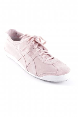 Onitsuka tiger Schnürsneaker rosé Street-Fashion-Look