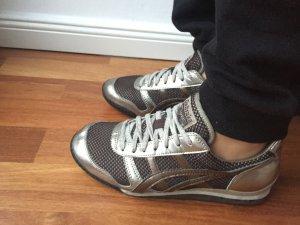 Onitsuka Tiger Sneakers, gold braun Gr. 37.5