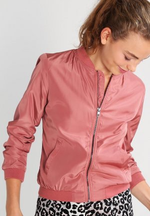 ONLLINEA - Bomberjacke - withered  ONLY Bomberjacke rose rosa M L XL