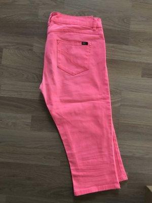 Only 3/4 Hose Größe 40 pink
