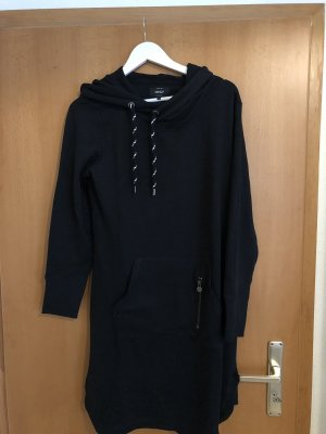 Only Sweater Dress black-silver-colored