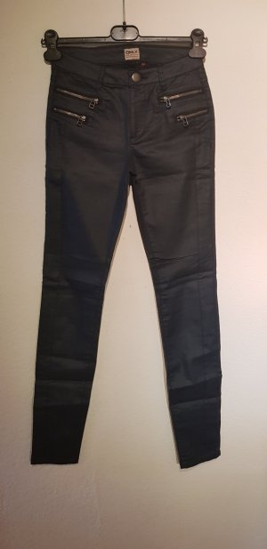 Only Slim jeans donkerblauw