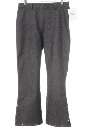 Only 7/8-Hose dunkelgrau Casual-Look