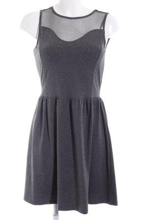 Only A-Linien Kleid dunkelgrau Casual-Look