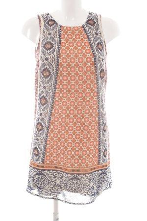 Only A-Linien Kleid Ornamentenmuster Elegant