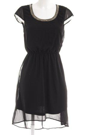Only Abendkleid schwarz Elegant