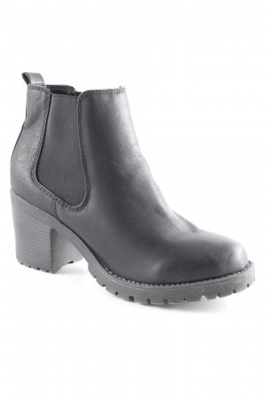 Only Ankle Boots schwarz Casual-Look