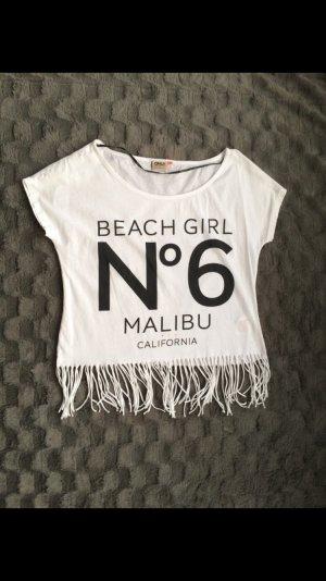 Only Beachwear white-black