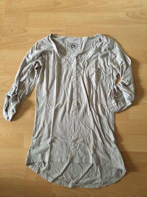 Only Beige Hemd Bluse Shirt 3/4 Ärmel M 38 Natur
