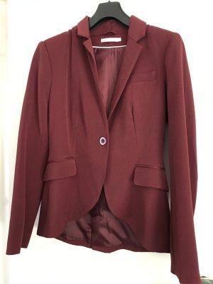 • ONLY Blazer Jacke • Gr 40 • Bordeaux