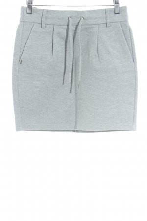 Only Pencil Skirt light grey casual look